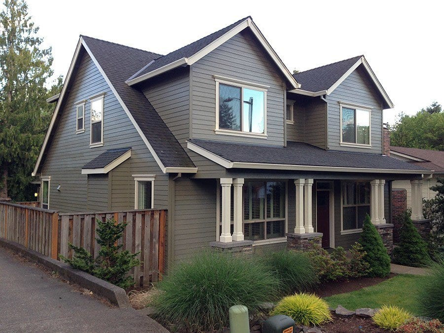 Exterior Painting Contractor Portland Or Kvn Construction