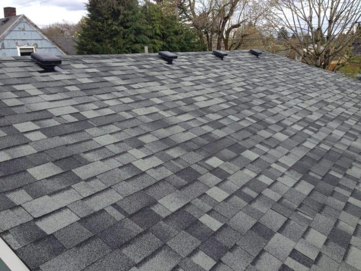 New Malarkey Roof black