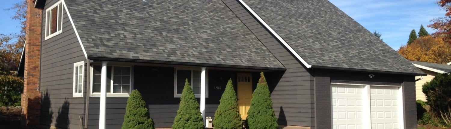 James Hardie lap siding & Malarkey Roofing