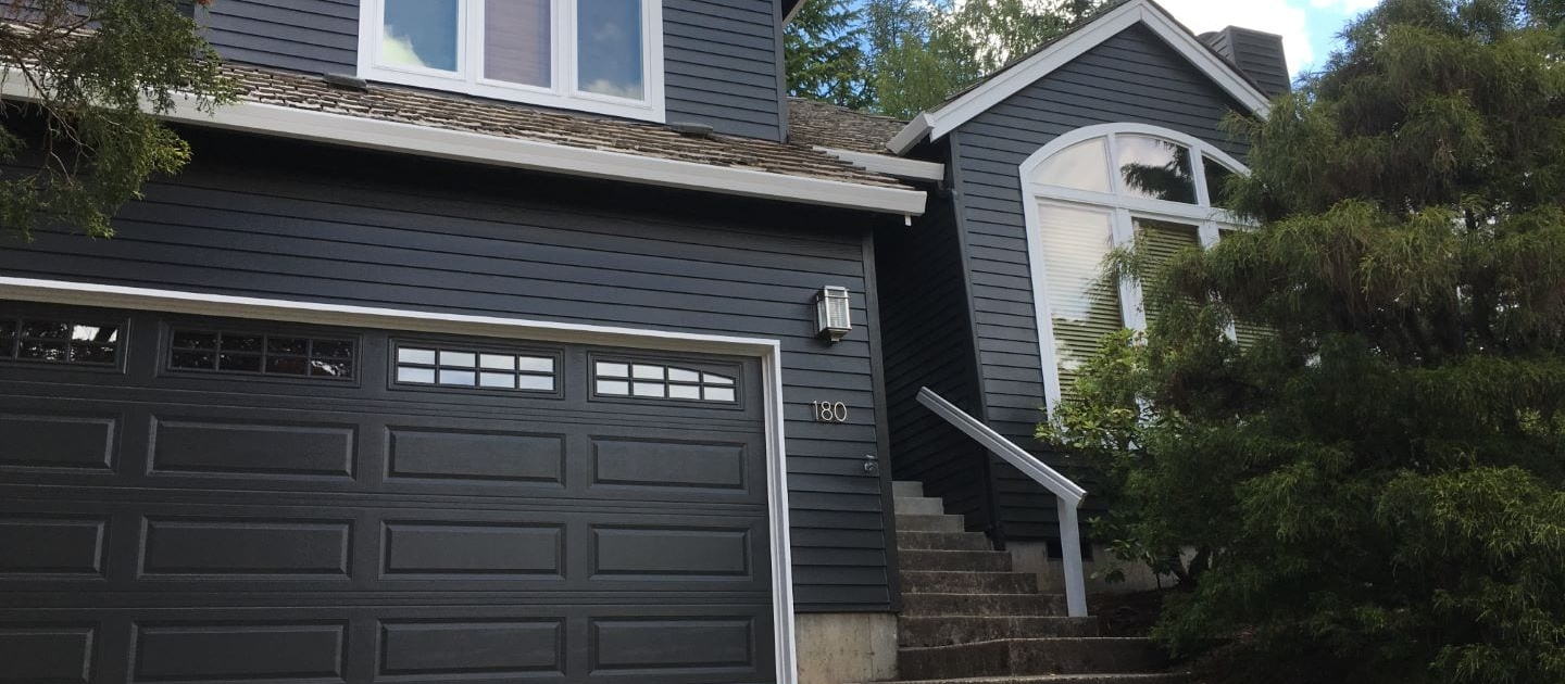 New doors and windows project in Portland